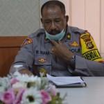 Kompol  Wayan Suana, Pimpin Anev Ops Mantap Praja Agung 2020