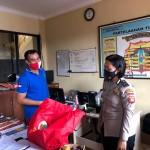 Propam Razia Pengguna Masker di Masing-Masing Ruangan Tugas Anggota