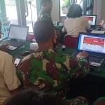 Kodim Jembrana Terima Pembekalan Bimtek Aplikasi Pusat Informasi Teritorial (PIT) Pusterad