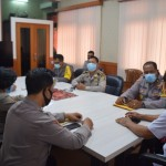 Kabag Ops Polres Badung Terima Kunjungan Tim Pamatwil Polda Bali