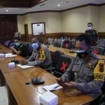 Karendal Ops Wayan Suana Hadiri Rapat Desk Pilkada 2020