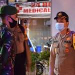 Kapolres Badung Turun langsung Pimpin Ops Penegakan Disiplin Prokes