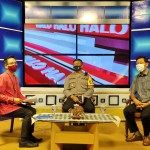 Kapolres Bangli Lakukan Dialog Interaktif di Bali TV, Menuju Masyarakat Sehat Pilkada Bangli Sukses