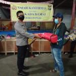 Kapolres Bangli Sambangi 3 Desa di Wilayah Kintamani Dalam Rangka Safari Kamtibmas