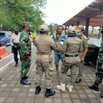 Aparat Gabungan Polres Bangli Lakukan Pengamanan dan Pelayanan Masyarakat Saat Berlibur di Kintamani