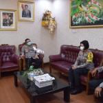 Polres Badung Sambut Tim Was Ops Irwasda Polda Bali