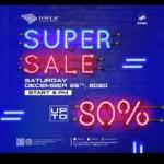 """Jelang Akhir Tahun, Level 21 Mall Memberikan Kehebohan """"Super Sale Up to 80%"""" dengan Berbagai Acara Inovatif."""