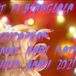 Dirut PT. Bianglala Bali; Mengucapkan Selamat Natal & Tahun Baru 2021