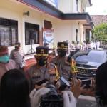Kapolda Bali Cek Kesiapan Polres Bangli Amankan Pilkada 2020, Jelang Pencoblosan.