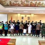 AKBP Roby Sepyiadi, Silaturahmi Dengan Forkompincam Petang.