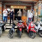 Polisi Tangkap Residivis Kambuhan Pencuri Sepeda Motor Dibeberapa TKP