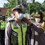 Sebanyak102 Personil Polres Badung Amankan Liburan Nataru