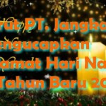 Dirut PT. Jangkar Bali; Mengucapkan Selamat Hari Natal & Tahun Baru 2021