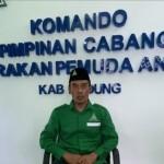 Ketua GP Ansor Kabupaten Badung, Dukung Ormas FPI di Bubarkan