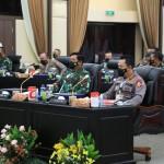 Rapim TNI-Polri 2021 Solidkan Barisan Kawal Vaksinasi Hingga Pulihkan Ekonomi Nasional