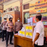 Wakapolres Badung Sambut Tim Asistensi / Supervisi Polda Bali