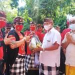 Yayasan Kesatria Keris Bali Wilayah Tabanan Peduli Satwa.