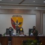 Kunker di Kodam IX/Udayana, Komisi I DPR RI Apresiasi Penanganan Covid-19 dan Vaksinasi di Bali