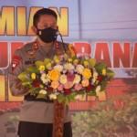 Kapolda Bali Resmikan Mako Polsek Kota Jembrana