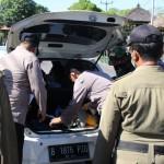 Kepolisian Resor Badung Gelar Patroli Gabungan TNI-Polri Dan Satpol PP