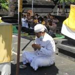 Doakan Prajurit Yang Gugur Dalam Tugas, Polres Badung Gelar  Sembahyang Bersama