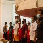 Wakapolres Badung Hadiri Peringatan Hari Otonomi Daerah