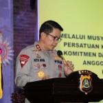 Kapolda Bali Hadiri Kegiatan Musyawarah Daerah V Persatuan Purnawirawan (PP) Polri