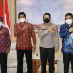 Polda Bali Menerima Kunjungan Ombudsman RI