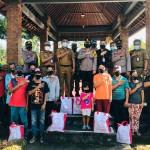 Wakapolres Badung Sambut Tim Penilai Lomba Siskamling Tingkat Pold Bali