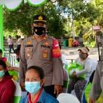 Kapolda Bali Melaksanakan Kunjungan Kerja di Pura Taman Ayun Mengwi