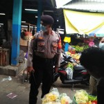 Petugas Gabungan Yustisi Pantau Pelaksanaan PPKM Darurat