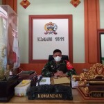 Kodim Badung Sudah Distribusikan 2150 Paket Sembako