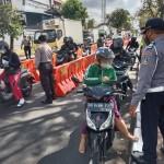 Pos Penyekatan PPKM Darurat, Terus Dijaga Petugas