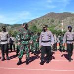 Kapolri ke Jajaran TNI-Polri: Keberhasilan PON Bawa Kehormatan Bangsa