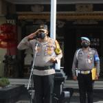 Polres Badung Gelar Apel Kesiapan Operasi Bina Waspada Agung 2021
