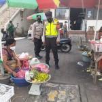 Satgas Gabungan Melaksanakan Pengawasan Ppkm Level 3 Di Pasar Blahkiuh